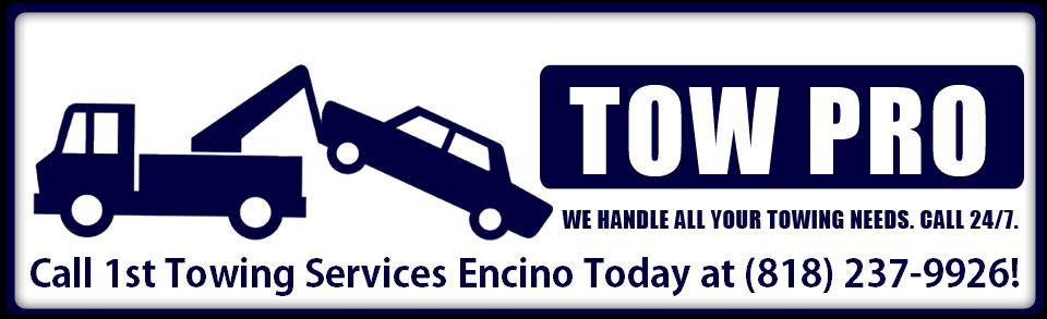 Encino 24 Hour Towing